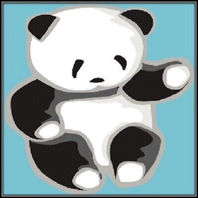 30 Custom Cute Baby Panda Personalized Address Labels