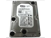 1TB Dell SATA Internal Hard Drive 7200rpm works fine 3.5 Desktop Size