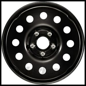 "Winter Steel Rims - 16"" - New - Fits Most Toyota Products"