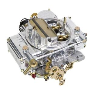 HOLLEY - ALUMINIUM CLASSIC SERIES CARBS (0-80459SA)