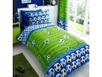 Football 'goal' duvet set
