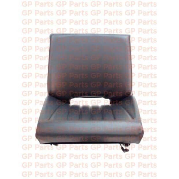 Yale 503898700, VINYL SEAT, W/Switch, FORKLIFT GLC030CE