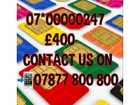 GOLD VIP MOBILE NUMBER 07*00000247