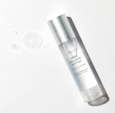 S.NATURE Aqua Collagen Peptide Triple Jell Essence 50ml (K-Beauty)