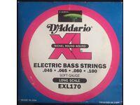 D'addario Bass Strings
