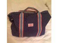 Cath kidsten large poca dot bag