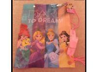 Girls Disney swim bag bnwt