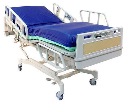 Hill rom hospital beds with matress in excellent working conditions