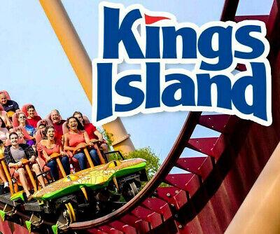 KINGS ISLAND TICKETS $36 PROMO DISCOUNT SAVINGS TOOL