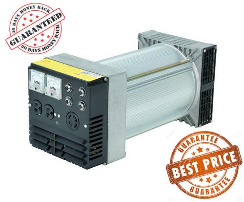 Heavy Duty 10000 Peak 7200 Running Watt Belt Driven Generator Head Brushless NEW