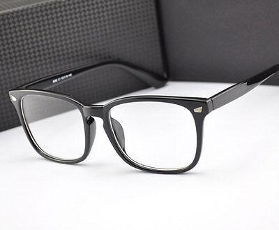 New Men's Women's Myopia Glasses Frame Eyeglasses Spectacles Optical Lens Able