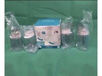 Baby colic bottles