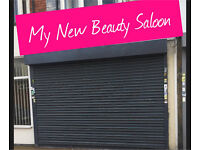 Shop To Let *Prime Position for a BEAUTY Saloon*High Street*Low Rent*