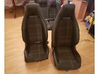 Mercedes vw caddy seats