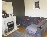 Wanting to swap my corner sofa for 3 seater normal grey sofa