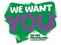 Macmillan Information and Support Volunteer