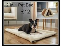 2 in 1 Tunnel Bed & Mat