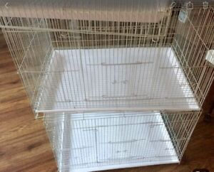 Breeding cages available