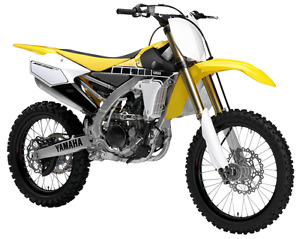 Brand New 2016 Yamaha YZ250F 60th Anniversary Edition
