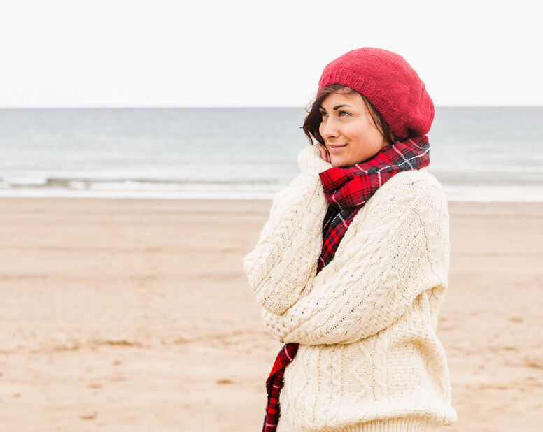How to Accessorise Women's Jumpers