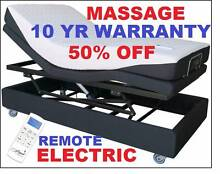 BRAND NEW ELECTRIC LIFT BED REMOTE WITH MASSAGE & MATTRESS Ipswich Region Preview