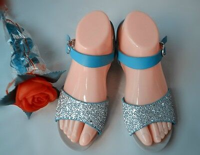 1 Pair Female feet Mannequin Foot Thong Style Sandal Shoe Display/Stretcher/Tree