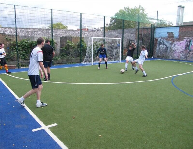 Tuesday 11am football in Central London needs players. Come and play with us