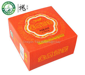 Details about Golden Melon Tributary * Xiaguan Tuo Cha 2011 250g Raw