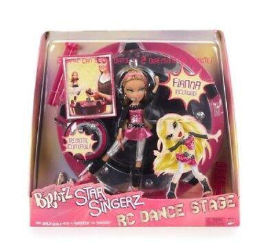 Bratz Star Singerz Dance Stage & Doll Fianna Rare Collectable