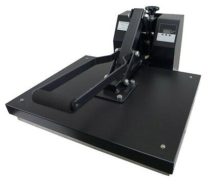 Heat Press Transfers Digital Power T Shirt Machine Clamshell 16 20
