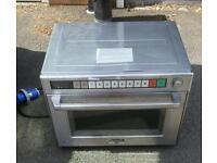 Panasonic NE 2180 commercial microwave