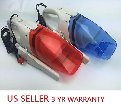 C21 12V Portable Vacuum Cleaner Wet   Dry Outdoor Mini Car Van Truck Boat Rv