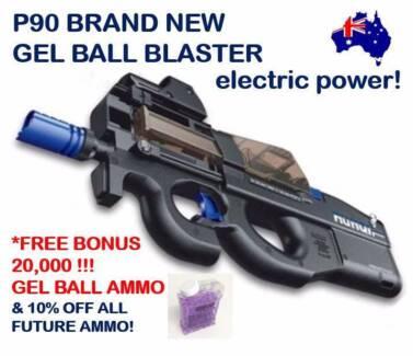 P90 Gel Ball Blaster BRAND NEW! Top 10 Trending Boys Toy