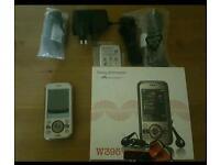 Sony Ericsson W395 mobile - EE / Orange network