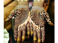 Henna Artist, bespoke bouquets and photobooth frames