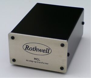 Rothwell MCL Step-up-transformer SUT 1:20