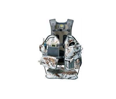 Cabela's Men's Speedy 'Yote Kickstand Vest Zonz Western Snow Camo Hunting Vest