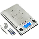 0.01g x 200gram Jewellery Pocket Scale Digital Scale High Precision Deluxe Set