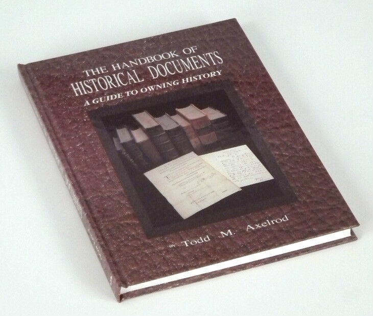 The Handbook Of Historical Documents