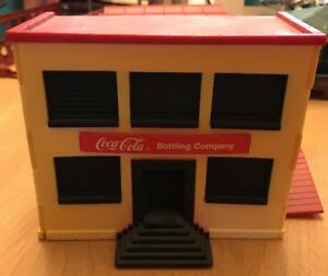 K-Line O Scale Coca-Cola Bottling Company Building