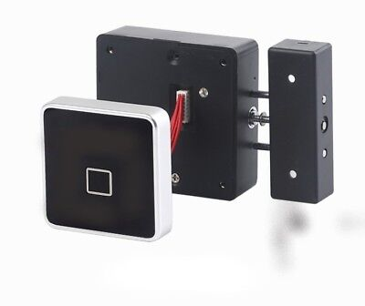 Fingerprint Biometric Cabinet Drawer Lock With Ac Port Kr-rfid-fl