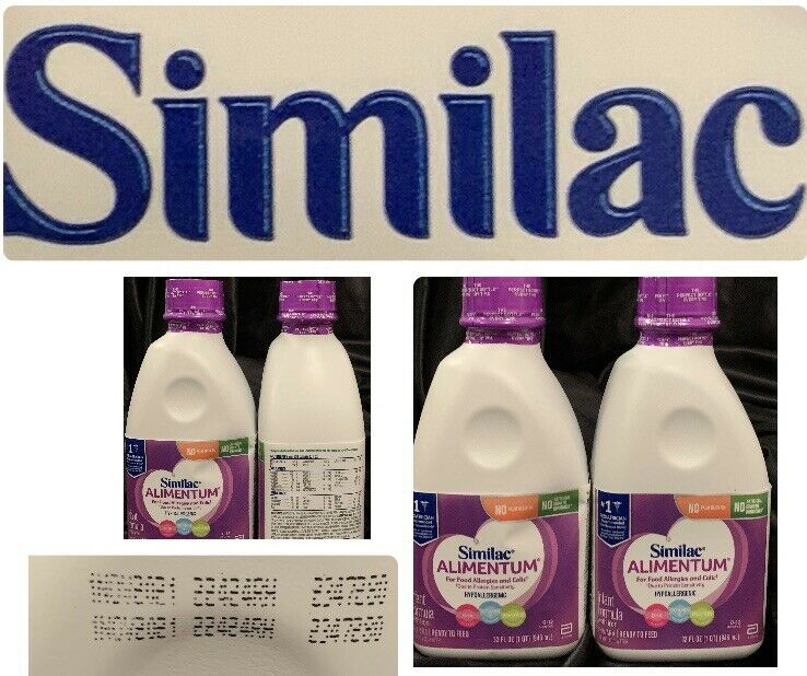 Similac ALIMENTUM Inf Form. / 0-12 m / Exp 11/01/2021