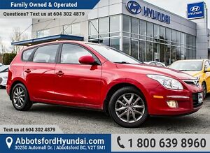 2012 Hyundai Elantra Touring GLS ONE OWNER, CERTIFIED ACCIDEN...