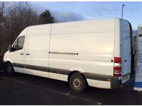 Same day Courier Service / Man and Van