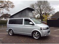 VW T5 T28 Trendline 1.9TD 102BHP Campervan Reflex Silver 2013 - £32,500.00