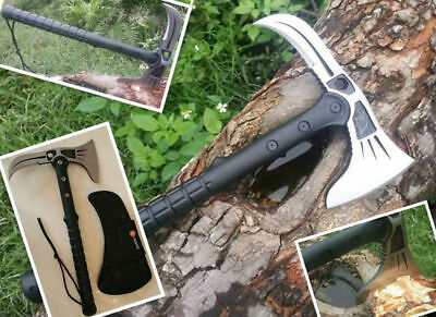 Ultimate Camping Tool-Survival Fishing Axe-Trip Field Hand Tool-Fire Axe FB04-SI