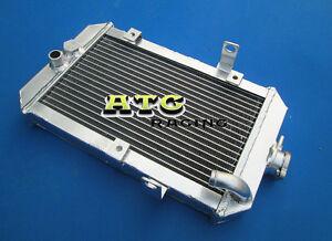 Motorcycle aluminum radiator Yamaha 660R Raptor 660 YFM660R 2002-2005 03 04 ATV