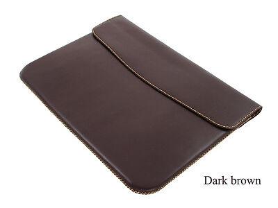 "MacBook Air 13"" Genuine Leather Sleeve Case (NEW VERSION)"