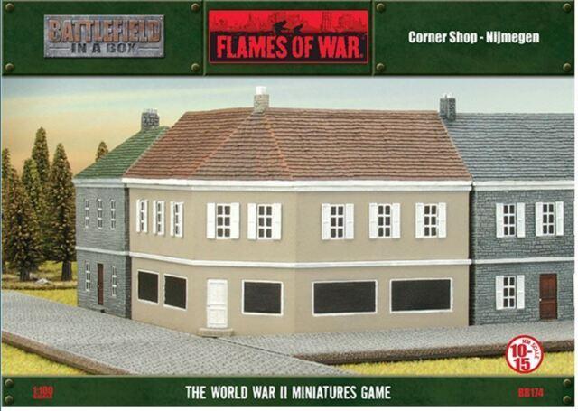 FLAMES OF WAR - CORNER SHOP - BB174 - VIETNAM