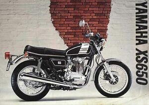 Wanted - Yamaha XS650 Bike